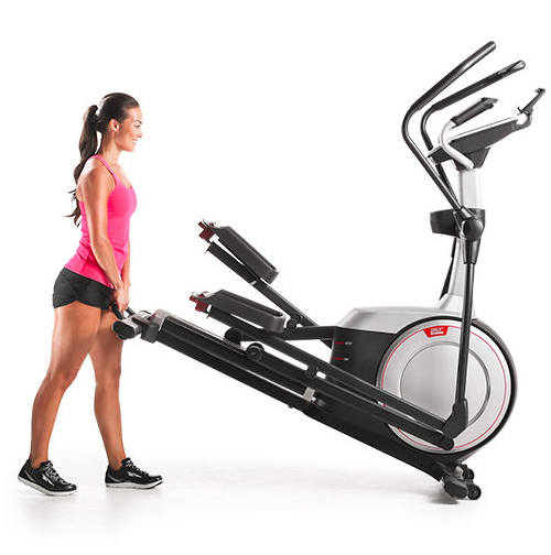 The NordicTrack E 7.0 Z Is A Mid-run Elliptical Review 2018