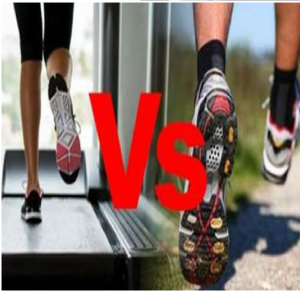 Outdoor Running vs Indoor Running